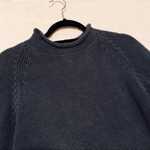 Vintage J. Crew Mockneck Sweater